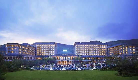 The Westin Zhujiajian Resort