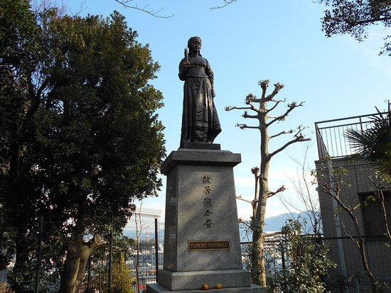 Statue of Florence Nightingale