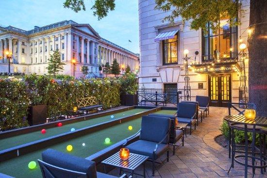 W Washington D.C.: Restaurant
