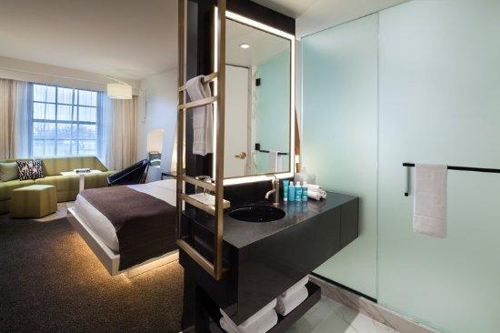 W Washington D.C.: Guest room