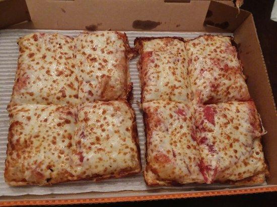 Warner Robins, GA: Deep dish cheese