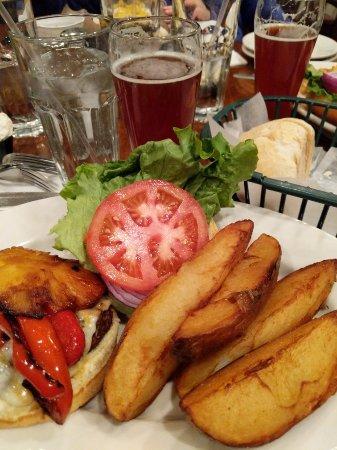 Flossmoor, إلينوي: Flossmoor Station Restaurant
