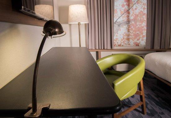 McPherson, Kansas: Guest room