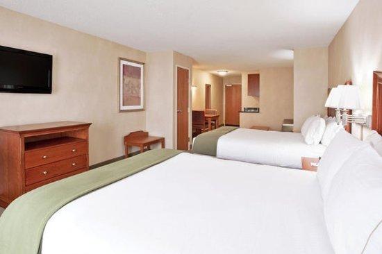 Holiday Inn Express & Suites Auburn Hills : Suite