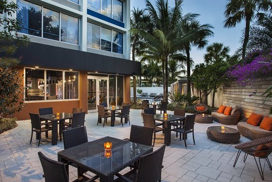 Exterior Picture Of Aloft Miami Dadeland Kendall