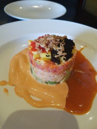 Westfield, Nueva Jersey: Sushi Parfait