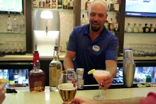 Del Mar, CA: Bar/Lounge