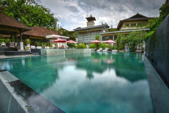 Villa Puri Ayu: large pool