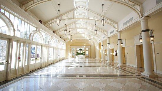 The Omni Homestead Resort: Ballroom