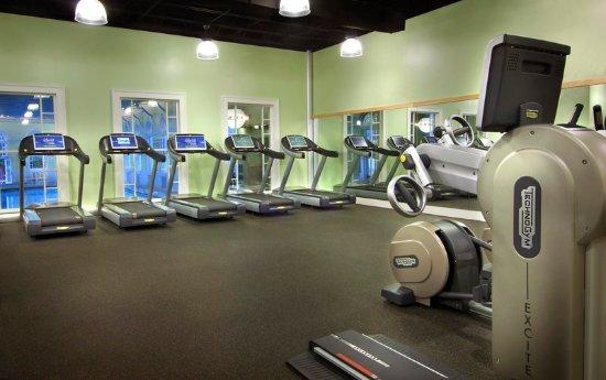 Hot Springs, VA: Health club
