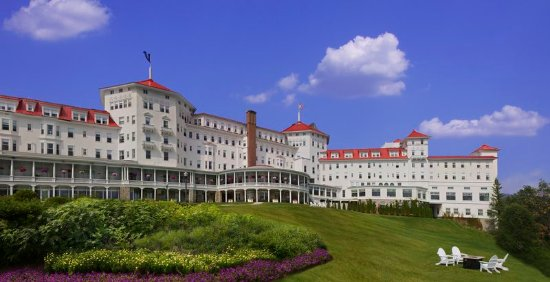 Omni Mount Washington Resort: Exterior