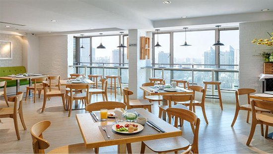 Kingtown Hotel: Restaurant