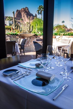 Paradise Valley, AZ: Restaurant
