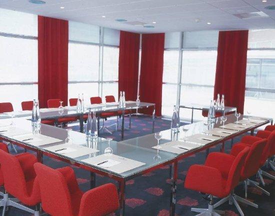 WestCord Art Hotel Amsterdam: Meeting room