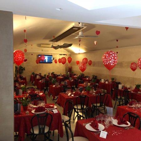Oliveri, Italia: San Valentino 2018