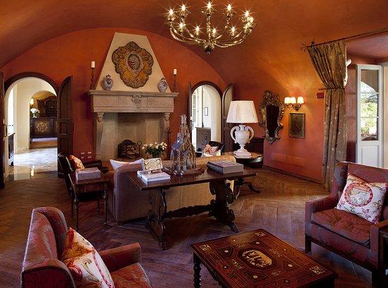 Casole d'Elsa, Italy: Lobby