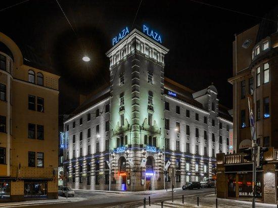 Radisson Blu Plaza Hotel, Helsinki: Exterior