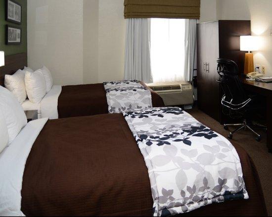 Horn Lake, Mississippi: Guest room