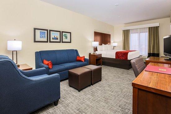 Comfort Suites DFW N/Grapevine: Guest room