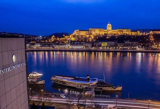 InterContinental Budapest : Exterior