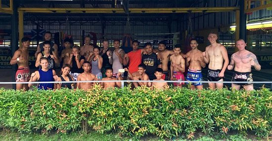 Eagle Muay Thai