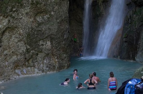 Puerto Plata Waterfall Swim including Lunch