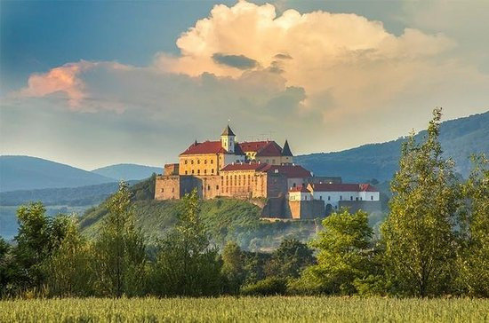 Mukacheve de Lviv, incluindo o Castelo...