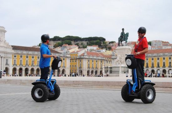 Lisbon 2-Hour Private Segway Cultural...