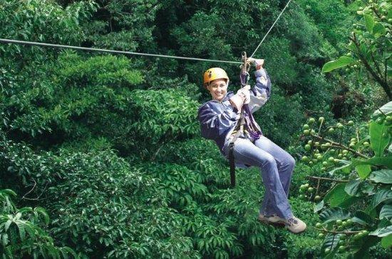 Canopy Tour Selvatura de Monteverde