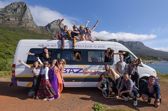 14-Day Pass Hop-on Hop-off Baz Bus...
