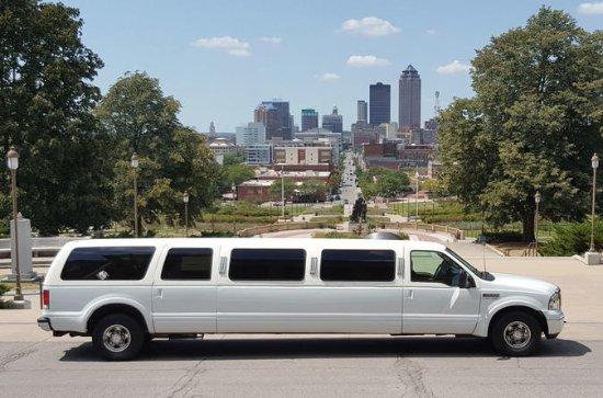Private Dallas-JFK Limousine Tour