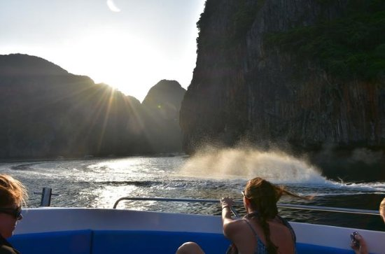 Early Bird Phi Phi Island Speed Boat...