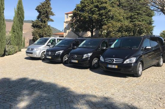 Private Transfers from Airport to Porto