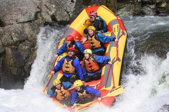 Wairoa River Grade 5 Rafting...
