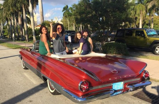 Half Day Miami Classic Car Tour