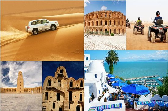 5 Days Private Tour of Tunisia