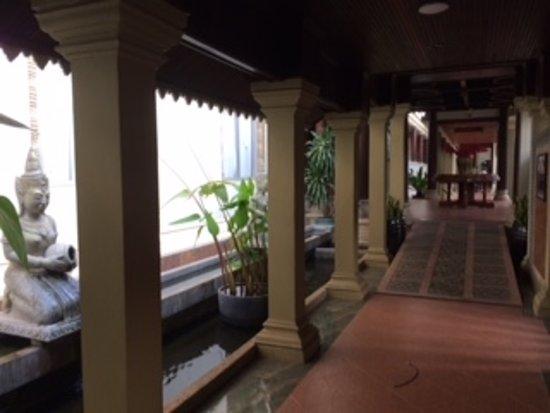 Foto de Empress Angkor Resort & Spa