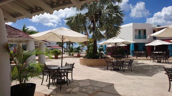 Bolans, Antigua: Courtyard