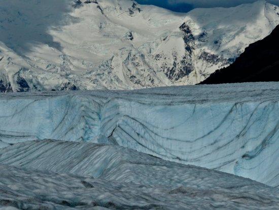 Kennicott Shuttle: On Root Glacier