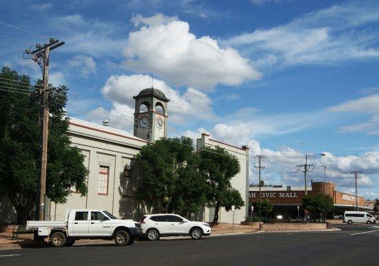 The Civic Centre - The Cultural Precinct