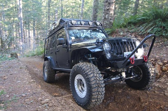 Oregon Jeep Tours