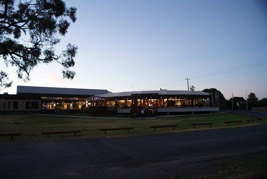 Euston, Austrália: the club