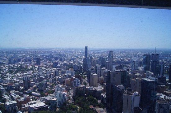 Meriton Suites Herschel Street, Brisbane: Northern aspect.