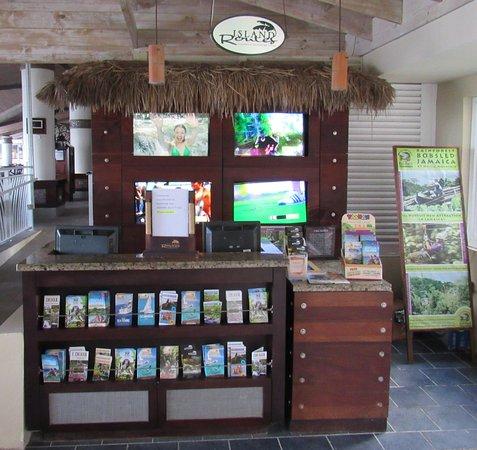 Boscobel, Jamaica: Island Routes