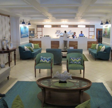 Boscobel, Jamaica: Lobby
