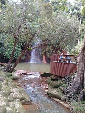 Bandar Seri Begawan, Brunéi: Tasek Lama Waterfall