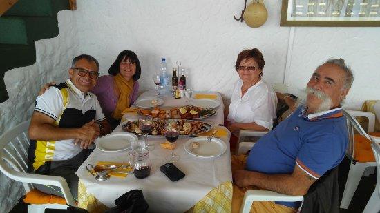 Las Playitas, Espanha: prima portata