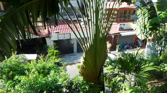 Anise Hotel: View from my bedroom window