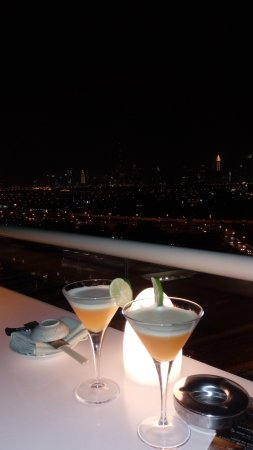 view with Drink