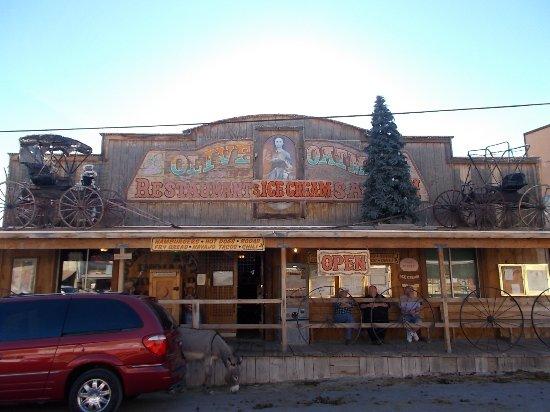 Olive Oatman Restaurant 171 Main St Arizona